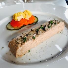 Food blog - pate