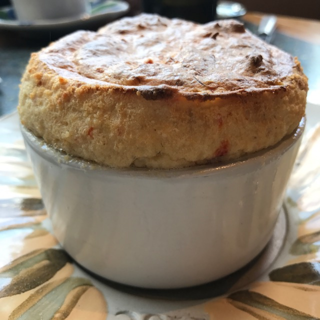 Houston food - Rise souffle