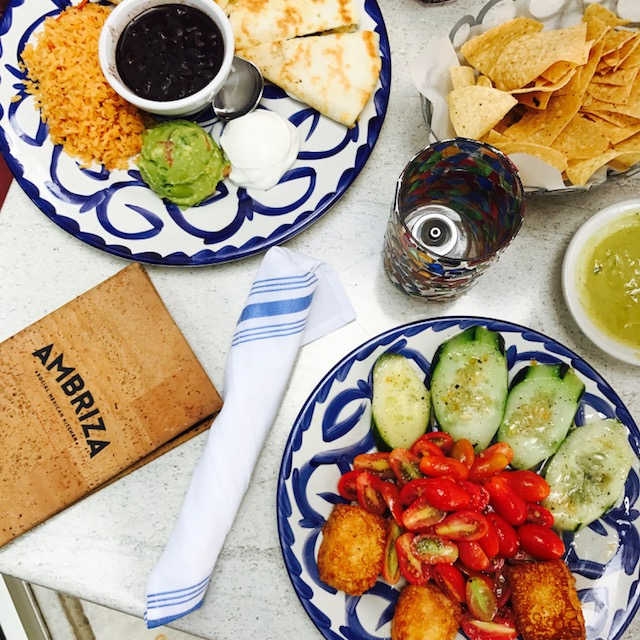 Authentic Mexican Cuisine at Ambriza
