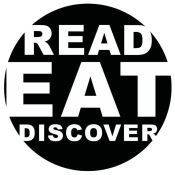 Read Eat Discover logo