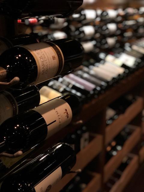 Chama Gaucha Wine Cellar
